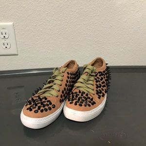 Jeffree Campbell sneakers size 7.5